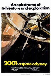 2001 - Uma Odisséia no Espaço (1968)