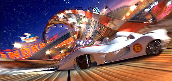 Go, Speed! Go!