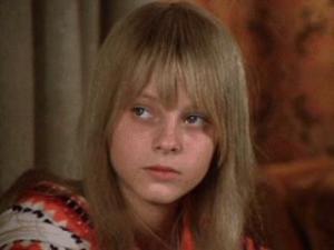 Jodie Foster com 13 anos