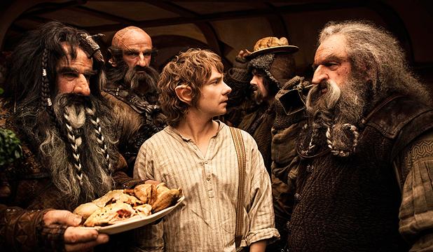 O Hobbit - Uma Jornada Inesperada - Cena 2