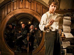 O Hobbit - Uma Jornada Inesperada - Cena