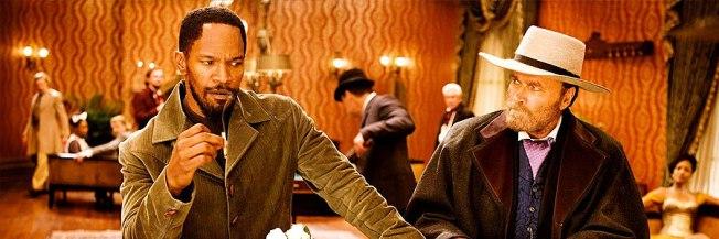 """Django encontra... Django: O """"D"""" é mudo. """"Eu sei"""""""