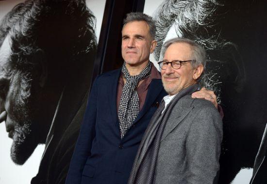 Day-Lewis e Spielberg