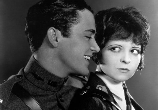 Charles Rogers e Clara Bow