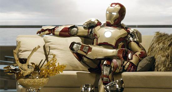 Homem de Ferro 3 - Cena