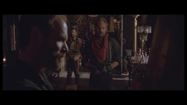 O Mensageiro 1997 - Cena 2