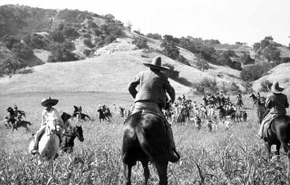 Viva Zapata! - Cena 3