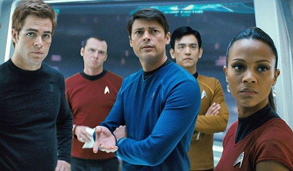 Além da Escuridão - Star Trek - Cena 4