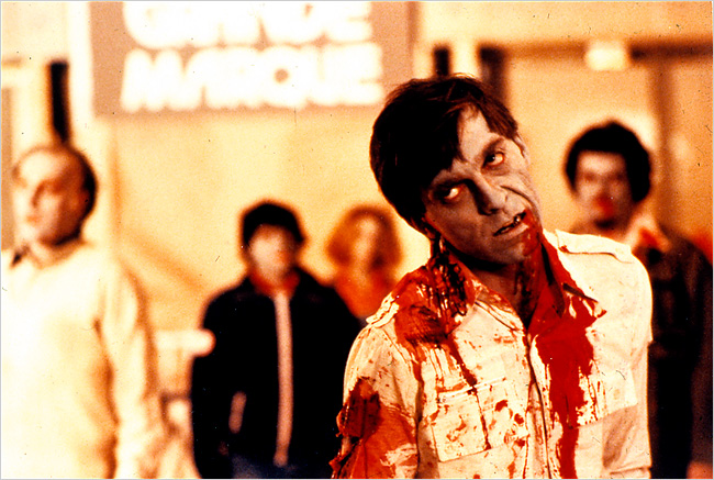 Zombie - O Despertar dos Mortos - Cena