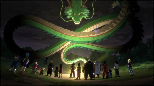 Dragon Ball Z  - A Batalha dos Deuses - Cena 4