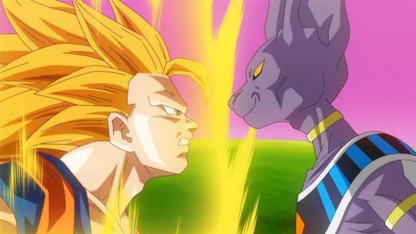 Dragon Ball Z  - A Batalha dos Deuses - Cena