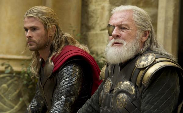 Thor - O Mundo Sombrio - Cena 2