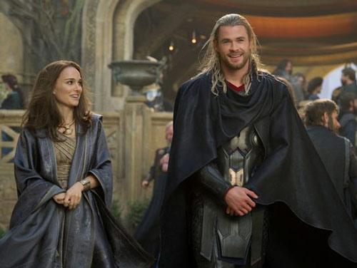 Thor - O Mundo Sombrio - Cena 4