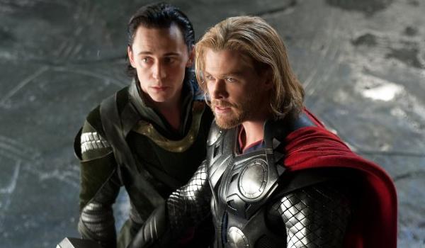 Thor - O Mundo Sombrio - Cena