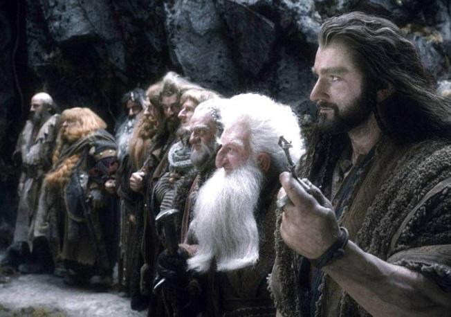 O Hobbit - A Desolação de Smaug - Cena 3