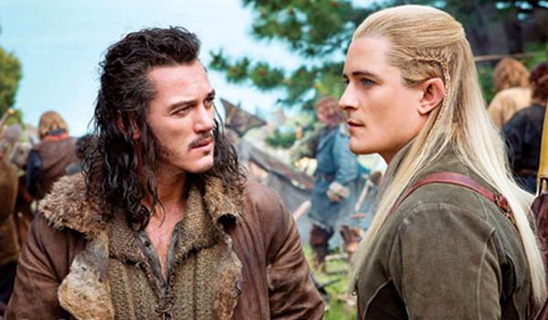 O Hobbit - A Desolação de Smaug - Cena 4