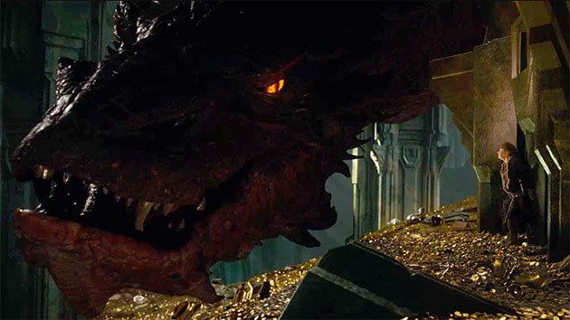 O Hobbit - A Desolação de Smaug - Cena 5