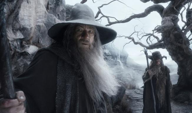 O Hobbit - A Desolação de Smaug - Cena
