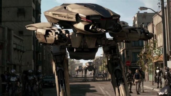 RoboCop - Cena 3
