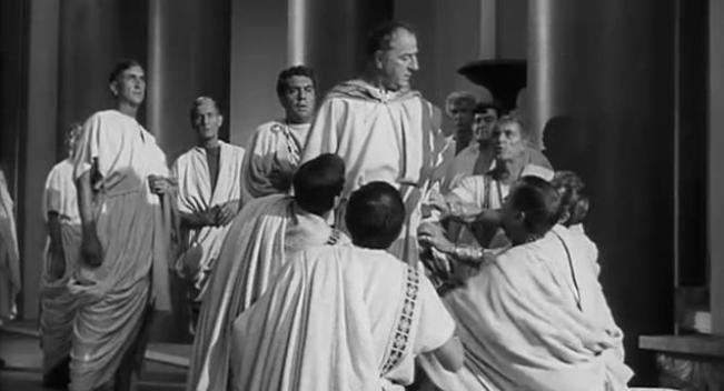 Júlio César - Cena 3