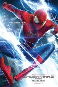 O Espetacular Homem-Aranha 2- A Ameaça de Electro