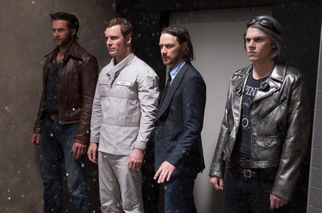 X-Men - Dias de um Futuro Esquecido - Cena 2