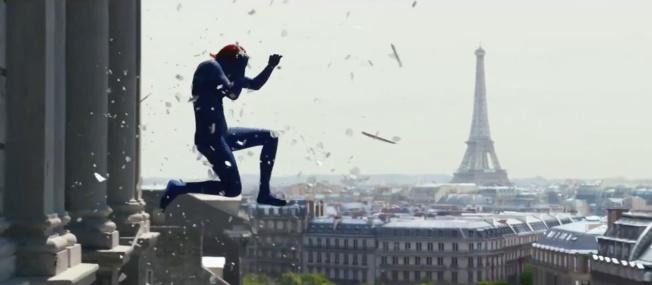 X-Men - Dias de um Futuro Esquecido - Cena 4
