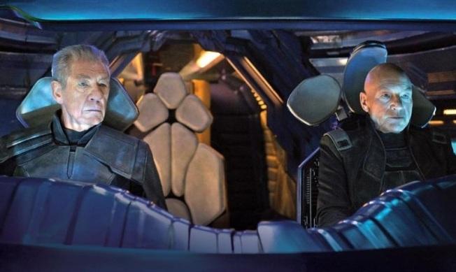 X-Men - Dias de um Futuro Esquecido - Cena 5