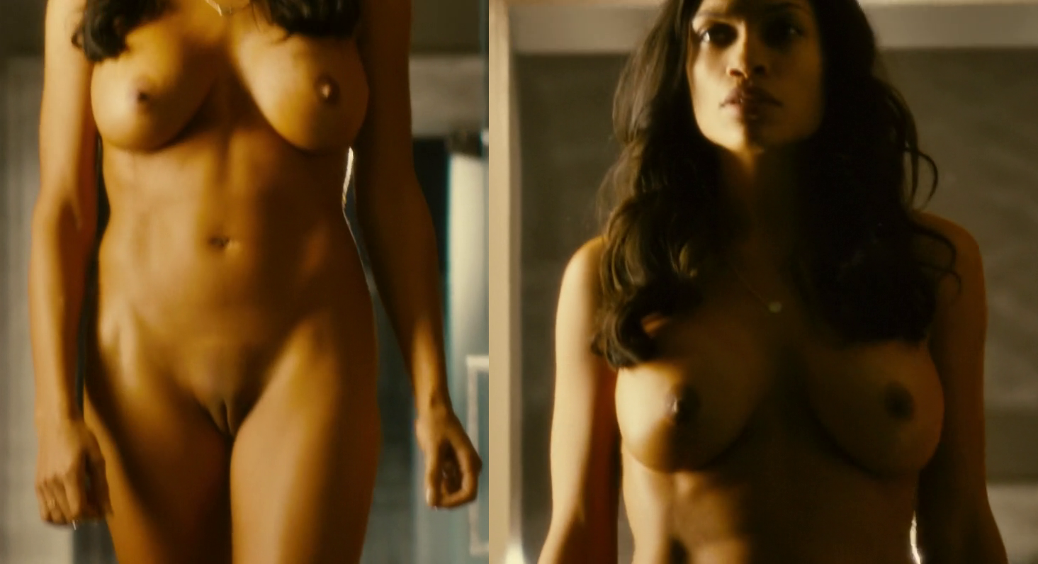 Rosario Dawson Full Frontal