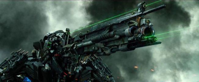 Transformers - A Era da Extinção - Cena 2