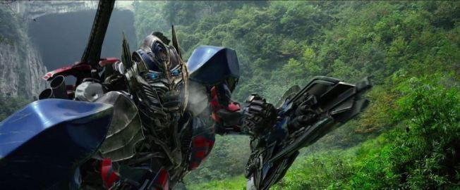Transformers - A Era da Extinção - Cena 3