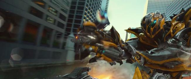 Transformers - A Era da Extinção - Cena 4
