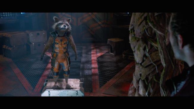Guardiões da Galáxia - Cena 3
