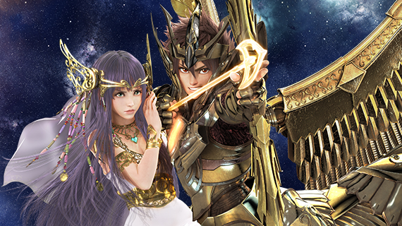 Os Cavaleiros do Zodíaco - A Lenda do Santuário - Cena 2