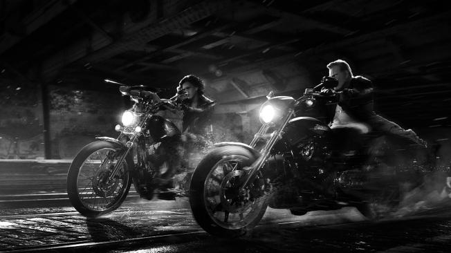 Sin City - A Dama Fatal - Cena 3