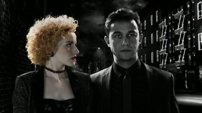 Sin City - A Dama Fatal - Cena 4
