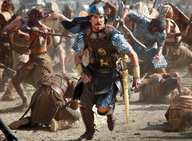 Exodus - Deuses e Reis - Cena 2