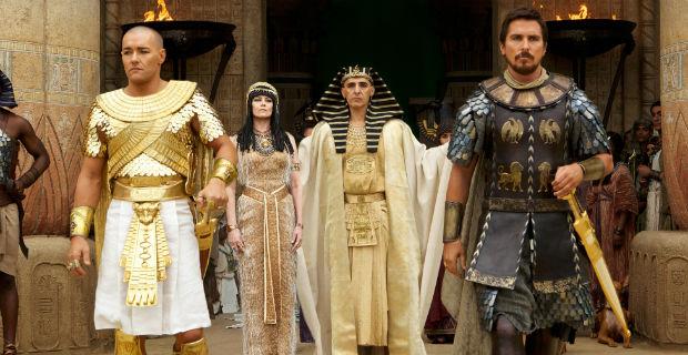 Exodus - Deuses e Reis - Cena 3