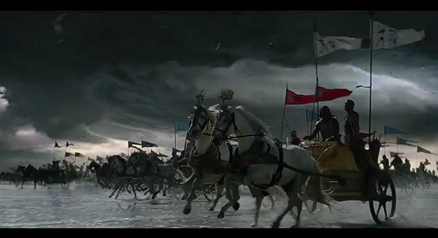 Exodus - Deuses e Reis - Cena 5
