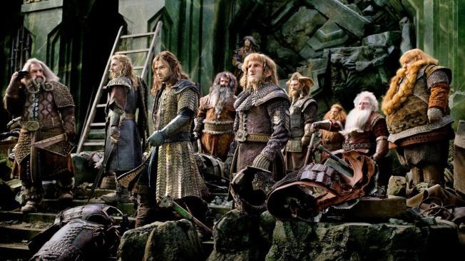 O Hobbit - A Batalha dos Cinco Exércitos - Cena 2