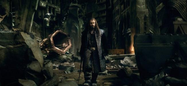 O Hobbit - A Batalha dos Cinco Exércitos - Cena 4