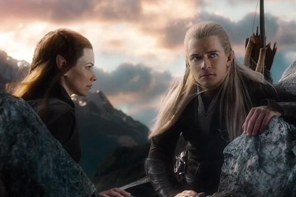O Hobbit - A Batalha dos Cinco Exércitos - Cena 7