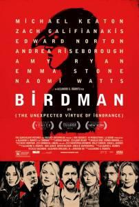 Birdman ou (A Inesperada Virtude da Ignorância)