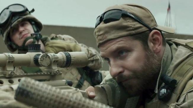 Sniper Americano - Cena