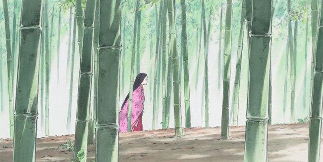 O Conto da Princesa Kaguya - Cena 3