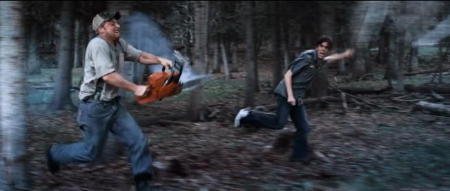 Tucker e Dale Contra o Mal - Cena 3