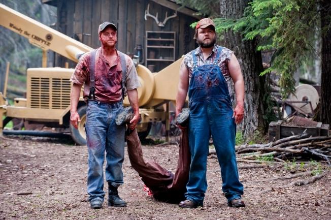 Tucker e Dale Contra o Mal - Cena 4