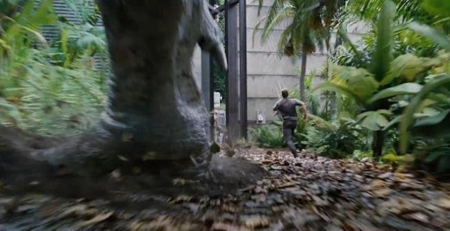 Jurassic World - O Mundo dos Dinossauros - Cena 5