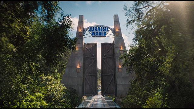 Jurassic World - O Mundo dos Dinossauros - Cena