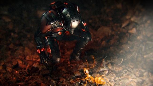 Homem-Formiga - Cena 2